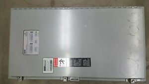 Ats Automatic Transfer Switch Asco Series 300 200 Amps 480 Volts 3 Phase