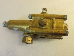 Pump Interpump Ih K7 Unloader Valve 3000 Psi Pressurere Regulator Made In Italy