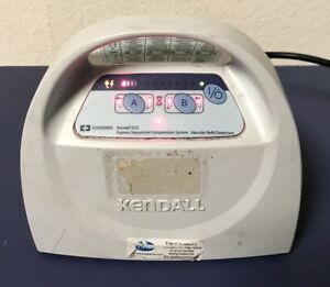 Covidien Kendall Scd Vascular Refill Detection powered On