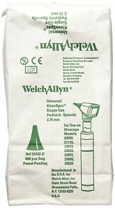 Welch Allyn Universal Kleenspec Pediatric Disposable Ear Specula For Diagnostic