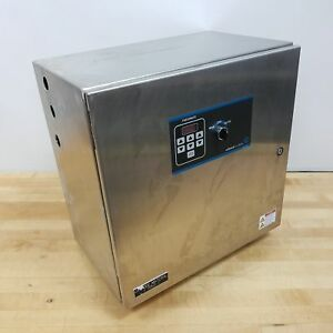 Schenck Accurate Bom a149 57402301 Feed Controller csd202012ss spl Used