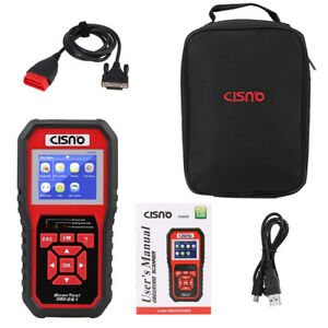 2 8 Obd2 Car Diagnostic Scanner Error Code Reader Can Fast Scan Tool Obdii Eobd