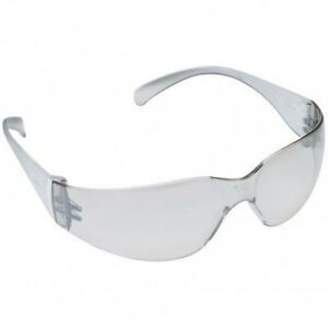 100 Pairs 3m Aearo 11326 Virtua Safety Glasses Clear Frame Clear Lens