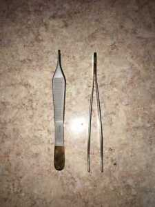Dental Adson Without Tooth Sharp 4 5 Tp5041