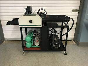 Graphic Whizard Gw 8000p Numbering Machine