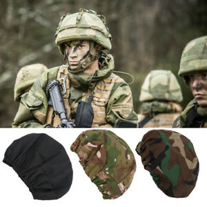 Tactical Hunting Camo Helmet Cover Airsoft Paintball Outdoor For M88 Helmet SA