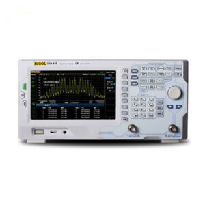 New Spectrum Analyzer All digital If 9k 1 5g Hz 8 Rigol Dsa815 Wvga 800x480