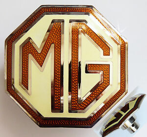 Mg Spare Wheel Badge For Mgtc Mgtd Mg Tc Mg Td Mg Part Aaa523