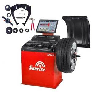 Sunrise Sr308 Wheel Balancer Tire Repair Tool