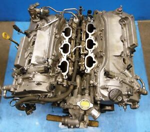 06 12 Lexus Is350 Oem Engine Motor Long Block Assembly 3 5l 6 Cyl 110k Miles