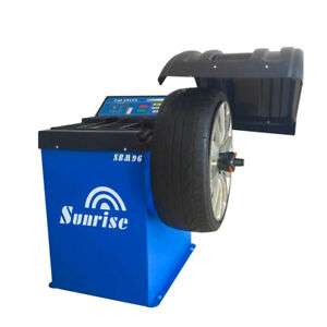 Sunrise Sr96 Wheel Balancer Tire And Wheel Repair Machine tool
