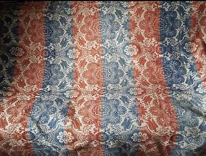 Antique Coverlet Blanket From 1844 Ithaca Carpet Co Archibald Davidson