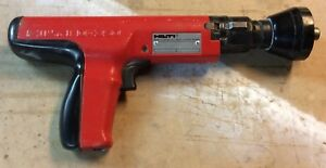 Hilti Dx350 Power Actuated Nail Gun With Steel Case