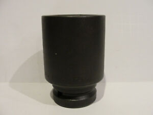Williams 17 656 1 Inch Drive Deep Impact Socket 6 Pt 1 34 Inch
