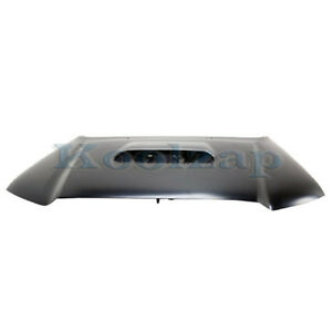 Fits 12 15 Tacoma Pickup Truck Front Hood Panel Assembly Primed Steel 5330104210