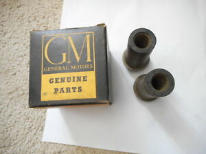 Nos 1955 56 57 Chevy Bel Air And Chevy Passenger Car Idler Arm Bushings 3714575