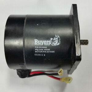 Buyers 3019085 Saltdogg Shpe Series Replacement Auger Motor Replaces 3009995