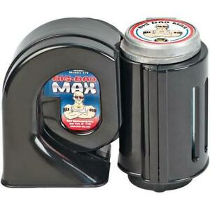 Wolo Big Bad Max One Piece Black Big Rig Sound Air Horn 619