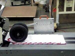 Quickset Holddown Conveyor Shingling Wheels Easy Setup With No Tools Needed