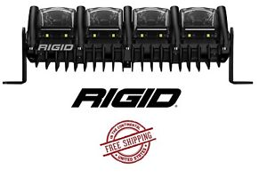Rigid Industries Adapt 10 Led Light Bar W Selectable Beam Patterns Rgb W