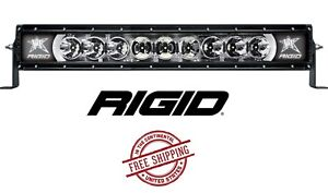 Rigid Industries Radiance Plus 20 Led Light Bar Broad Spot White Back Light