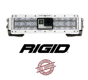 Rigid Industries Capture Led Gopro Light Bar Lenticular Lens White Body