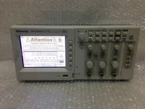 Tektronix Tds 1001b 2 channel Digital Storage Oscilloscope