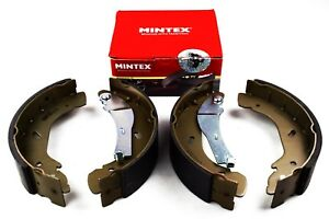 Mintex Rear Brake Shoes Set For Ford Ldv Maxus Mfr478 real Image Of Part