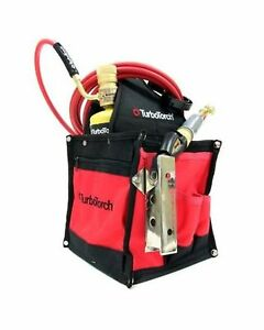 Turbo Torch 0386 1397 Deluxe Self lighting Portable Torch Kit