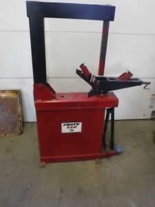 Coats 220 Motorcycle Tire Manual Machine Cycle Changer