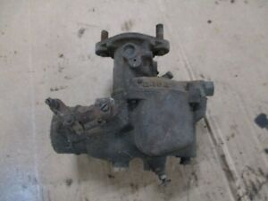 Zenith Carburetor From A Case Tractor sold As Core