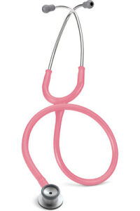 Littmann Classic Ii S e Infant Pearl Pink Steel Finish L2120 Pp