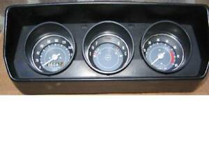 Usa Austin Rover Mini Polished Ring For Instrument Cluster