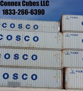 40 Used Shipping Containers For Sale Chattanooga Tn