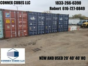 40 Used Shipping Containers For Sale Harrisburg Pa