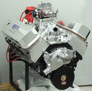 Big Block Chevy Bbc 572 Engine 752hp H Beam Hyd Roller Crate Motor