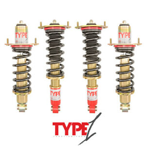 Function Form Type 1 Coilovers Mazda Miata 1989 2005 Na Nb Height Adjustable