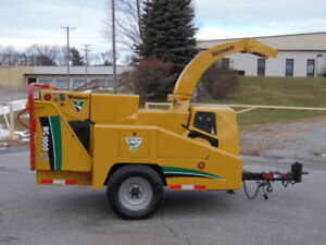 2007 Vermeer Bc1000xl Wood Chipper brush Cutter Chipper Forestry Arborist