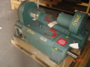 60 Hp Dc Reliance Electric Motor 1150 Rpm C2515atz Frame Dpfv 240 V