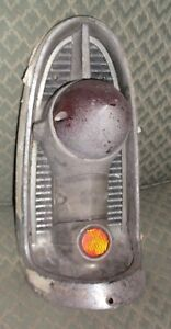Vintage 1956 Cheverolet Tail Light Guide Marked R1 56