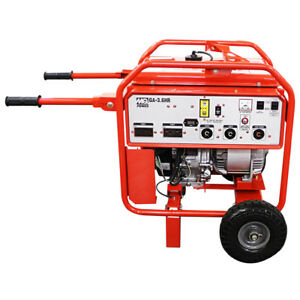 Multiquip Ga36hr 60 Hz 3600 Watt 240 Volt Brushless Gasoline Generator