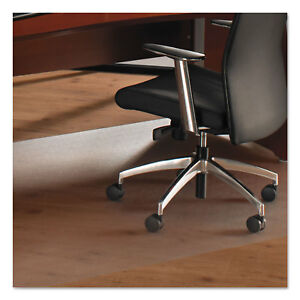 Floortex Cleartex Ultimat Xxl Polycarbonate Chair Mat For Hard Floors 60 X 79