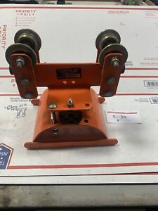 Gleason Reel I Beam Trolley I110 Intr Trly Bean Crane New