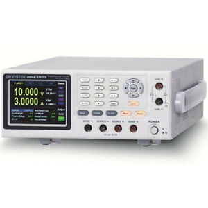 Instek Pph 1503 Programmable High Precision Dc Power Supply
