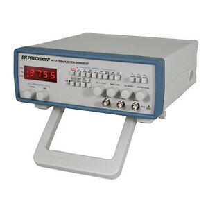 Bk Precision 4011a 5 Mhz 4 Digit Display Function Generator 220v