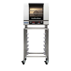 Moffat E23d3 sk23 Electric Turbofan Convection Oven With Sk23 Stand