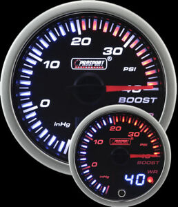 Prosport 52mm Jdm Electrical Boost Gauge
