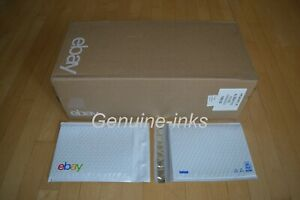 100x Ebay Branded Poly Padded Bubble Mailer 0 Airjacket Envelopes 6 75 X 9 25