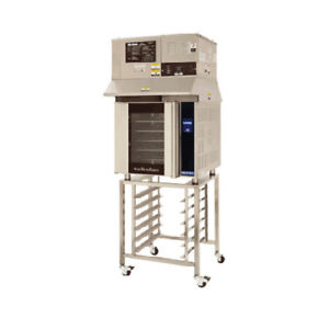 Moffat E32t5 ovh32 sk32 Electric Turbofan Convection Oven With Ventless Hood And