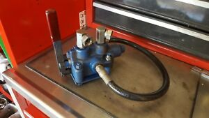 Williams Directional Control Valve 1 2 Npt Wood Splitter Hydraulic 2 Outlet